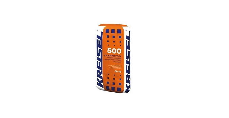 Строительные материалы Крайзель 500  по низкой цене
